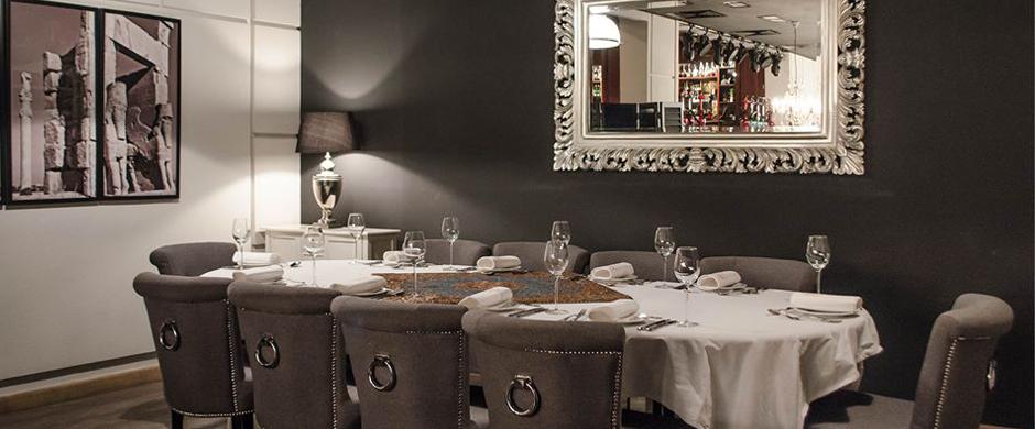5 պատճառ Պերսեպոլիս ռեստորան այցելելու համար
