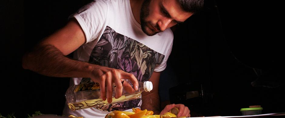 When cooking is an art... Interview with the first personal chef Hamlet Margaryan