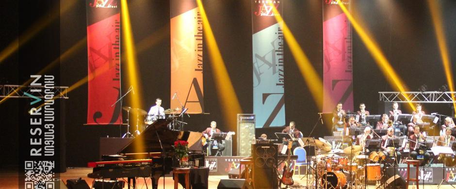 Yerevan Jazz Fest 2016-ը արդեն մոտենում է իր ավարտին