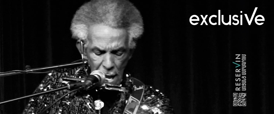 An Exclusive interview with Legendary Lil Jimmy Reed