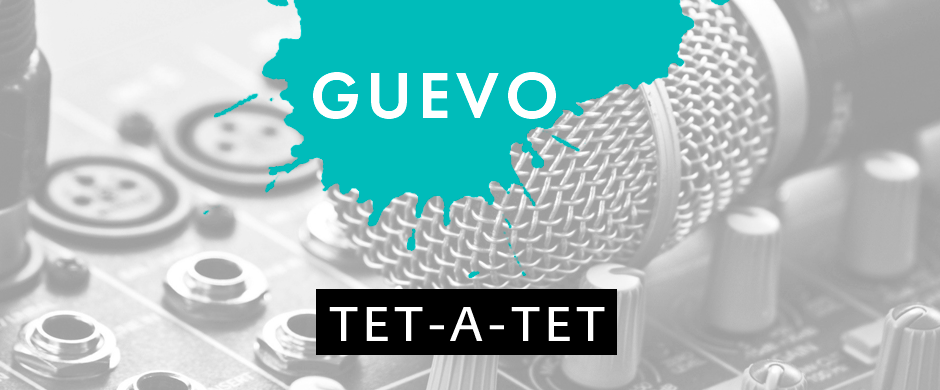 Tet-a-tet with DJ Guevo