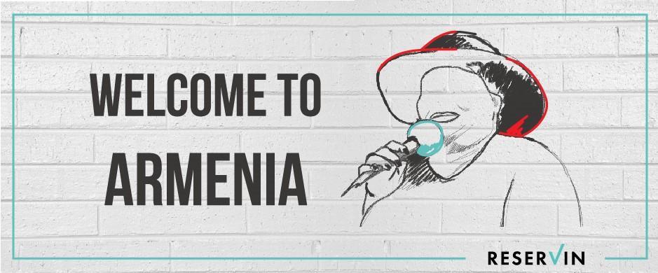 Deitra Farr arrived in Armenia