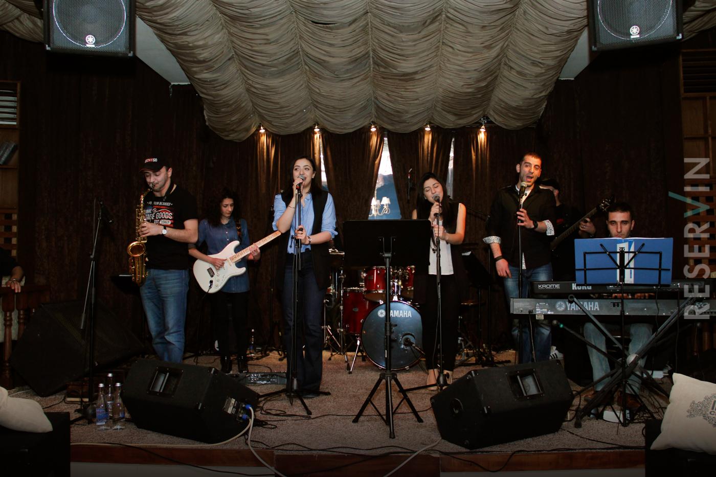 Club 12 Project 12 concert