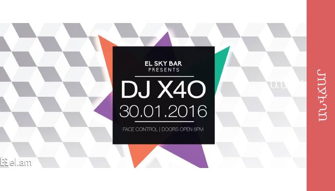 DJ X4O