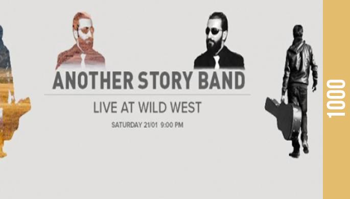 Another Story band at Wild West