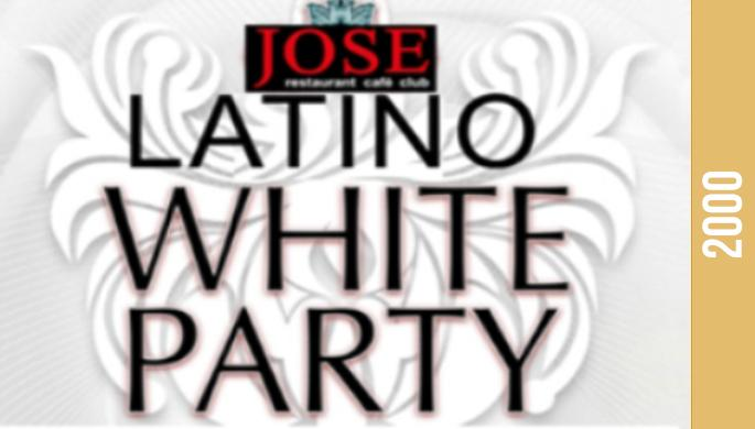 White Latino Party