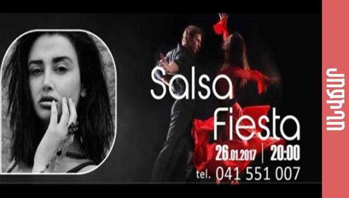 Salsa Fiesta at 007