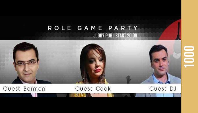 Role Gamen Party N2