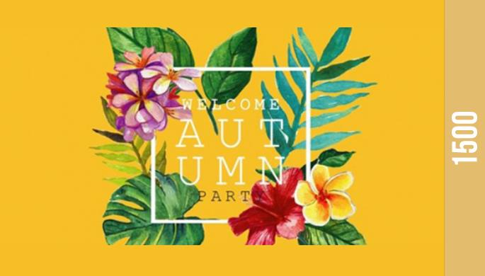 Welcome Autumn: party at the Loft