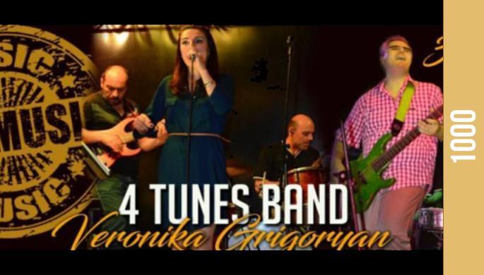 4 Tunes Band & Veronika Grogoryan