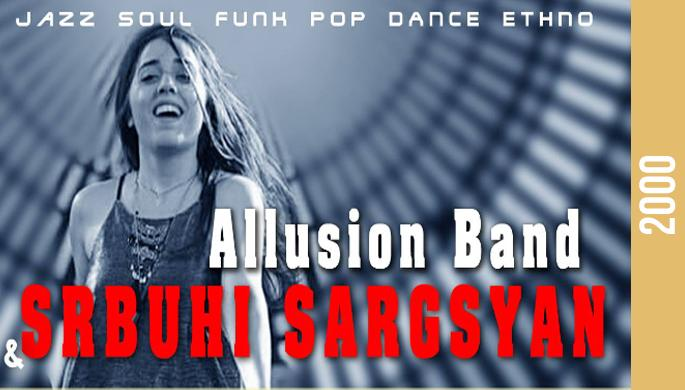 Allusion Band & Srbuhi Sargsyan at Yans Music Hall