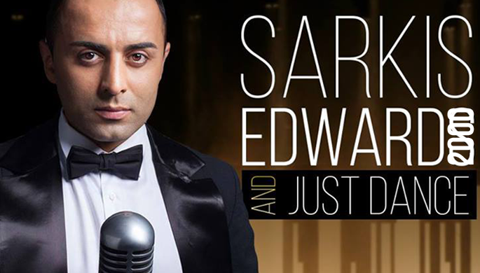 Sarkis Edwards and Just Dance at Mezzo!