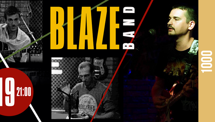 Blaze Band: rock Sunday