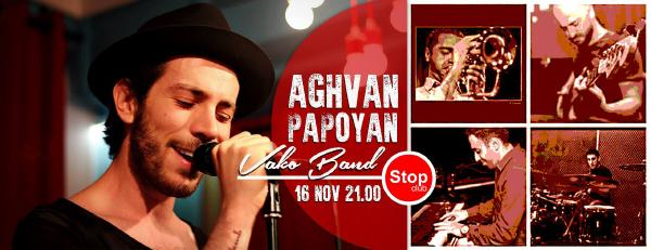 Aghvan Papoyan & Vako Band
