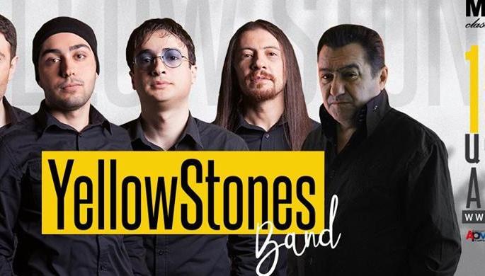YellowStones Band at Mezzo!