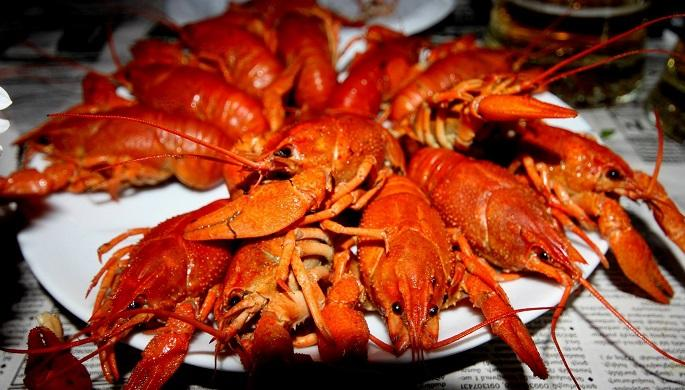 UNLIMITED  CRAYFISH
