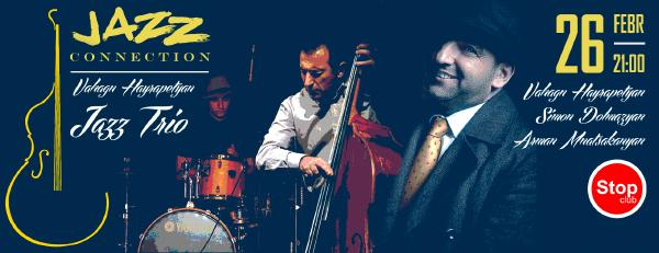Jazz Connection by Vahagn Hayrapetyan Trio