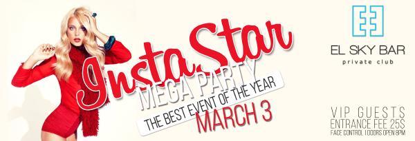 InstaStar Mega Party