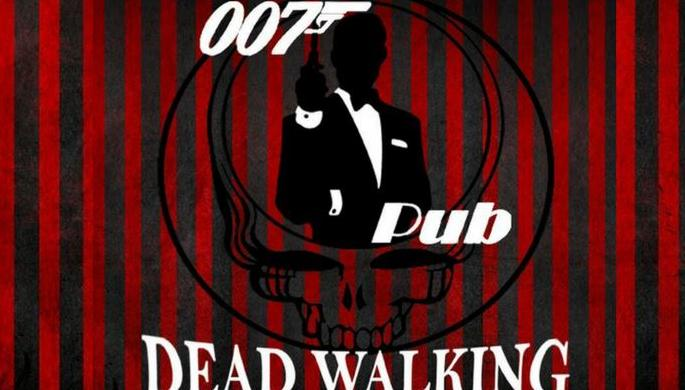 Dead Walking returns to 007!