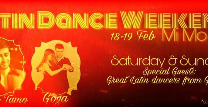 Latin Weekend at Mi Morena