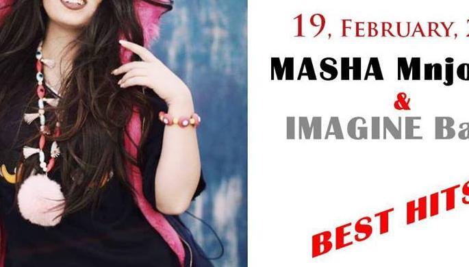 Masha Mnjoyan and Imagine band concert at Yans Music Hall