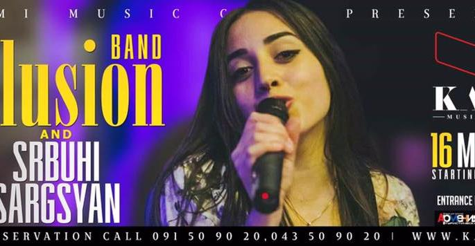Allusion Band and Srbuhi Sargsyan