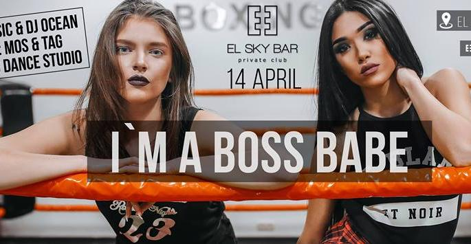 I'm a Boss Babe