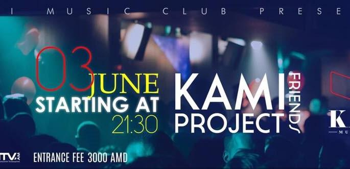 Kami Friends Project
