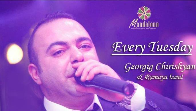 Georgig Chirishyan & Ramaya Band