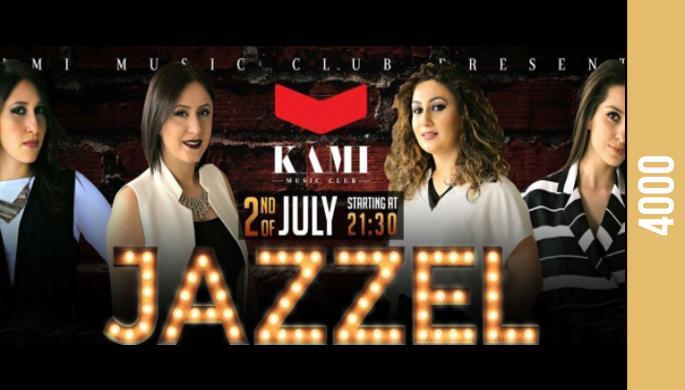 Jazzel at Kami
