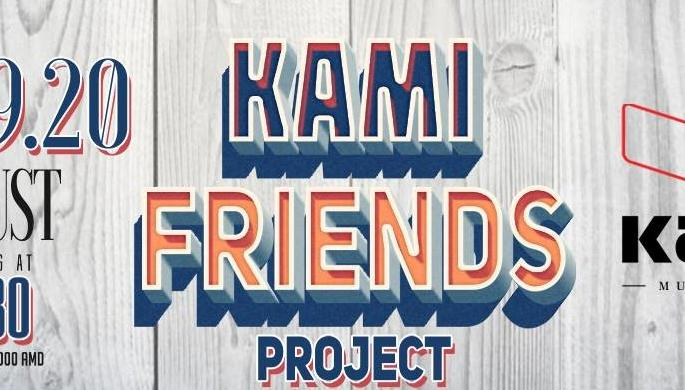 Kami Friends Project: party weekend