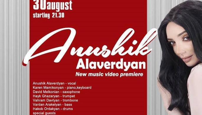 Anushik Alaverdyan Live