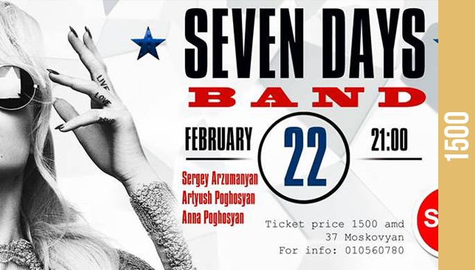 Seven Days Band