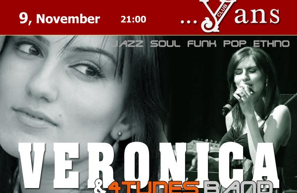 Veronica and Fortunes Band at Yans Music Hall