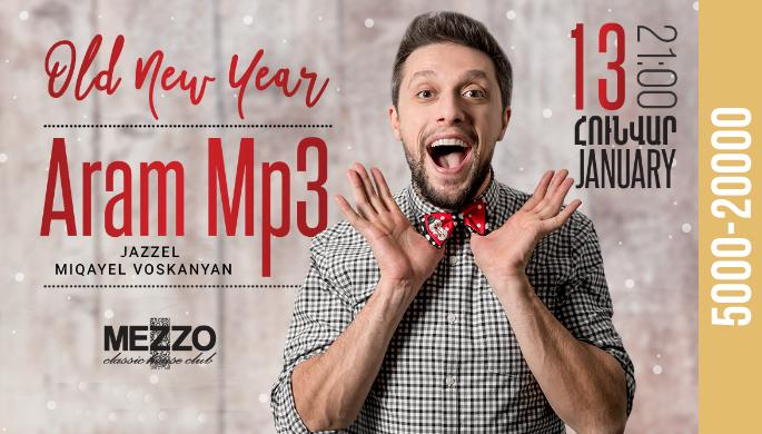 OLD New Year at Mezzo