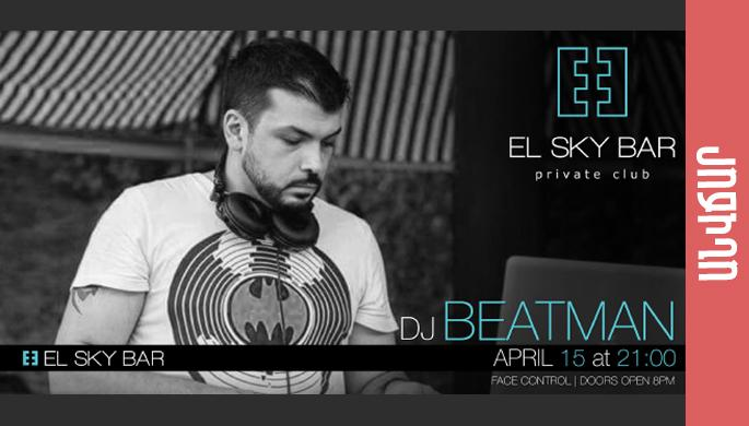 DJ Beatman at El Sky Bar