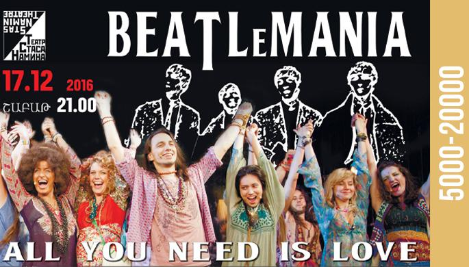BeatleMania at Mezzo