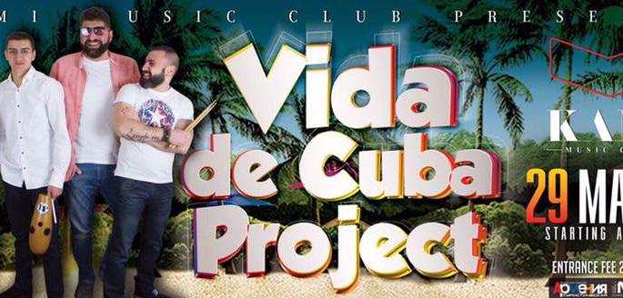 Vida de Cuba Project