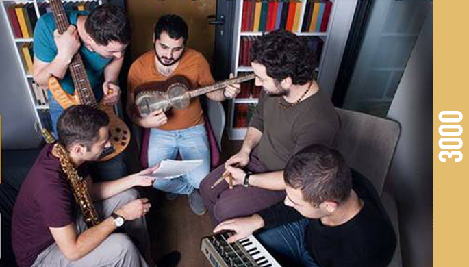 Miqayel Voskanyan and Friends Band