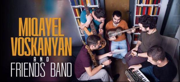 Miqayel Voskanyan and Friends Band