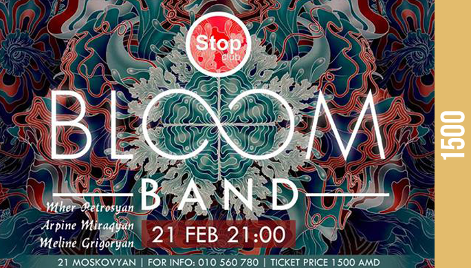 Bloom Band at Stop Club