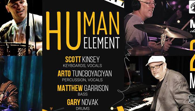 Human Element at Mezzo!