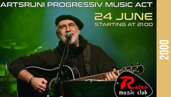 Artsruni Progressiv Music act