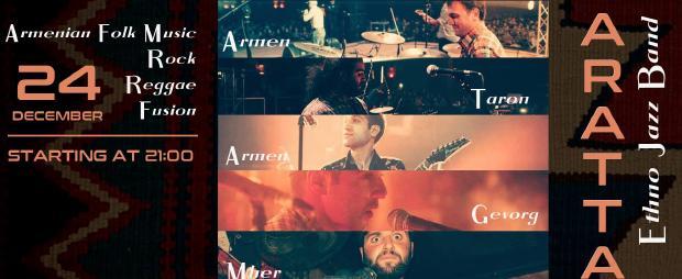 Aratta Ethno Jazz Band