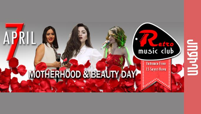 Motherhood & Beauty Day at Retro Music Club