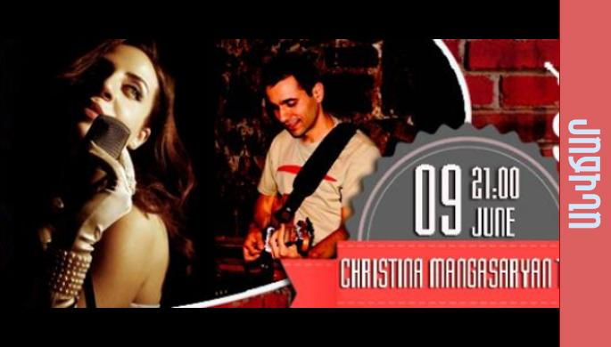Christina Mangasaryan Trio at Stop