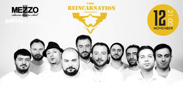 The Reincarnation Orchestra in MEZZO