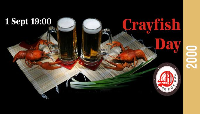 Crayfish Day at Bridge