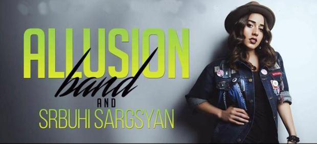 Allusion Band & Srbuhi Sargsyan
