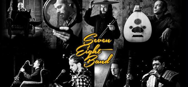 Seven/Eight Band at Mezzo Club!